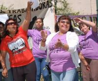 The National Alliance of Domestic Workers was founded at the United States Social Forum in 2007.   2007 La Raza Centro Legal